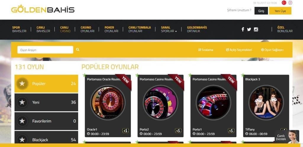 Goldenbahis Casino Oyunlarında Hile Var mı
