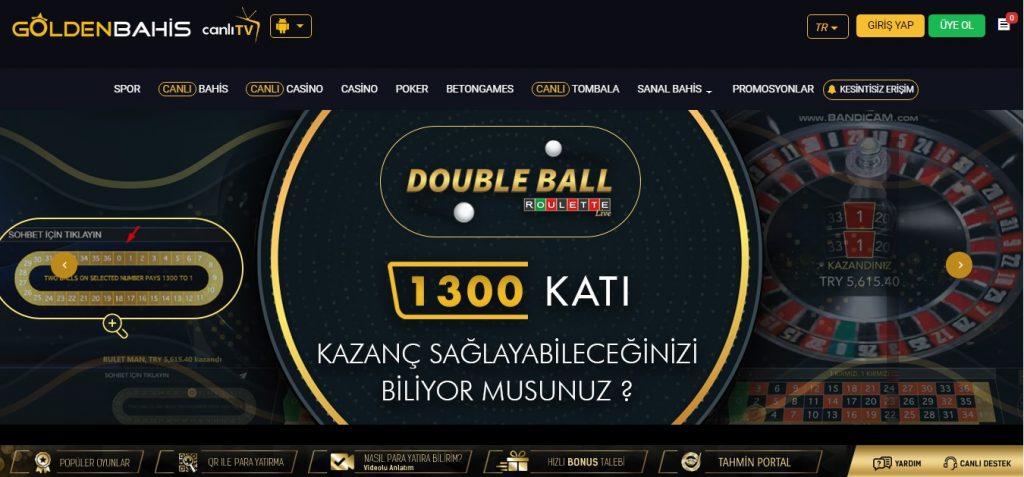 Goldenbahis Canlı Poker