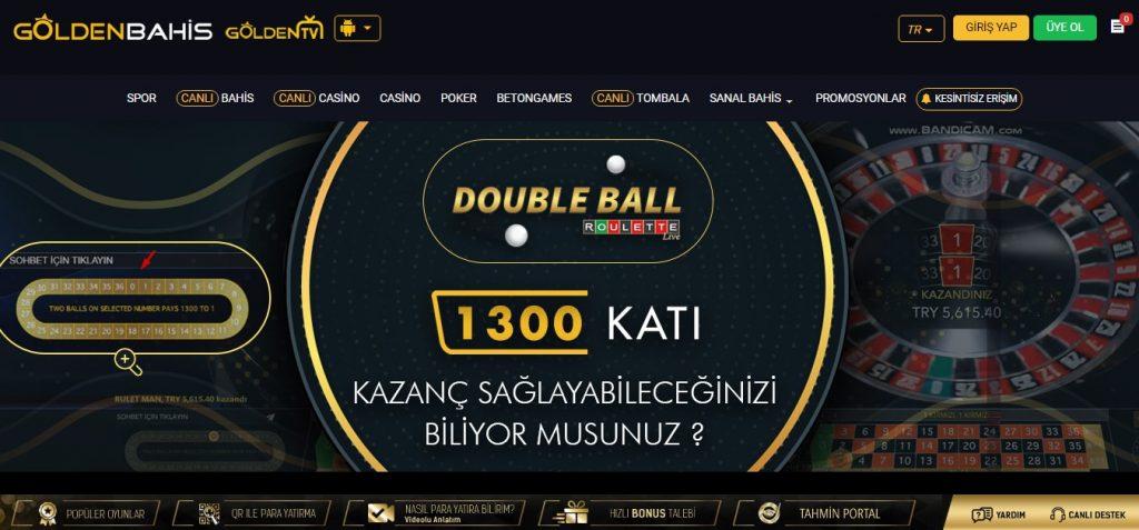 Goldenbahis Online Bahis Sitesi