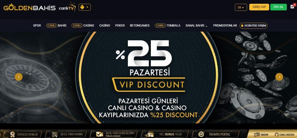 Goldenbahis Online Poker