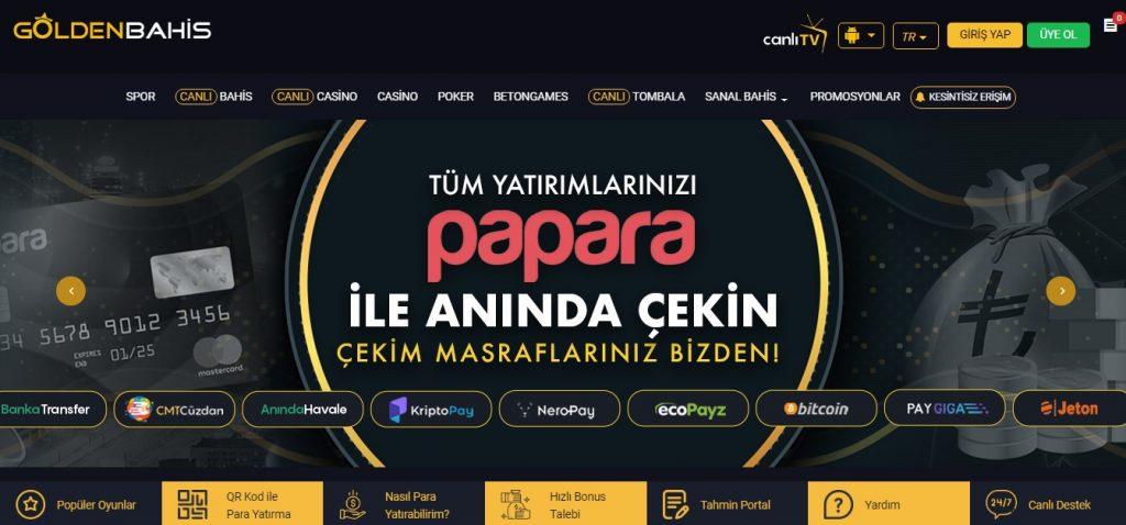 Goldenbahis179 Casino Oyunları Şikayetleri
