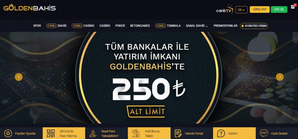 Goldenbahis Canlı Casino Oyunları Nelerdir