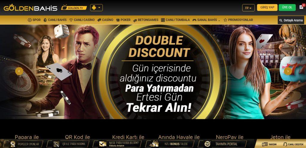 Goldenbahis Sitesi Casino Oyunları