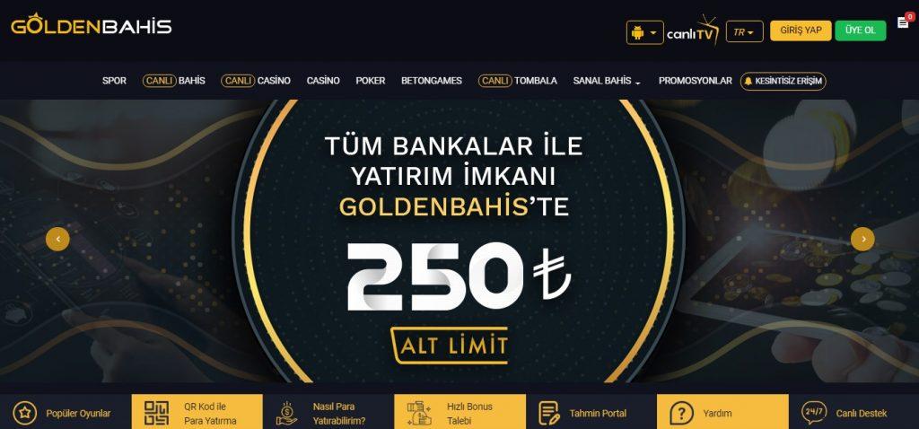 Goldenbahis Canlı Casino Sayfası Açılmıyor