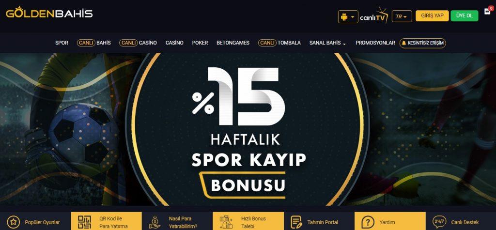 Goldenbahis Casino Oyunlarına Para Yatırmak Güvenli mi