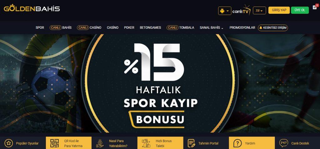 Goldenbahis Poker Oyun Alt Yapıları